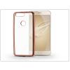 Haffner Huawei/Honor 8 szilikon hátlap - Jelly Electro - rose gold