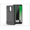 Haffner Huawei Mate 10 Lite ütésálló hátlap - Armor - fekete