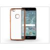 Haffner Huawei P10 Lite szilikon hátlap - Jelly Electro - rose gold