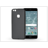Haffner Huawei P10 Lite szilikon hátlap - Jelly Flash Mat - fekete