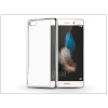 Haffner Huawei P8 Lite szilikon hátlap - Jelly Electro - ezüst