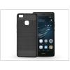 Haffner Huawei P9 Lite szilikon hátlap - Carbon - fekete