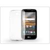 Haffner LG K3 K100 szilikon hátlap - Ultra Slim 0,3 mm - transparent