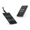 Haffner Micro USB Qi adapter vezeték nélküli töltő állomáshoz - Type-B - fekete
