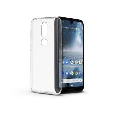Haffner Nokia 4.2 szilikon hátlap - Soft Clear - transparent tok és táska
