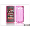 Haffner Nokia 500 szilikon hátlap - LUX - pink