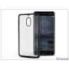 Haffner Nokia 6 szilikon hátlap - Jelly Electro - fekete