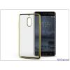 Haffner Nokia 6 szilikon hátlap - Jelly Electro - gold