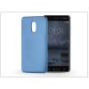 Haffner Nokia 6 szilikon hátlap - Jelly Flash Mat - kék