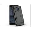 Haffner Nokia 6 ütésálló hátlap - Armor - fekete
