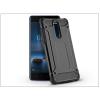Haffner Nokia 8 ütésálló hátlap - Armor - fekete