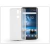 Haffner Nokia 9 szilikon hátlap - Ultra Slim 0,3 mm - transparent