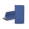 Haffner S-Book Flip bőrtok - Apple iPhone 11 - kék