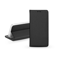 Haffner S-Book Flip bőrtok - Samsung G985F Galaxy S20+ - fekete tok és táska