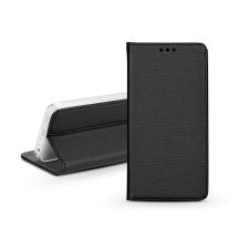 Haffner S-Book Flip bőrtok - Xiaomi Mi 11 - fekete tok és táska