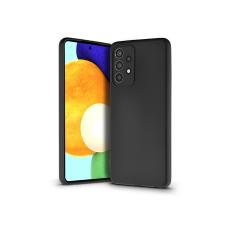 Haffner Samsung A525F Galaxy A52 LTE/A526B Galaxy A52 5G szilikon hátlap - Soft Premium - fekete tok és táska
