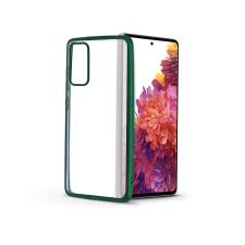 Haffner Samsung G780F Galaxy S20 FE/S20 FE 5G szilikon hátlap - Electro Matt - zöld tok és táska