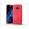 Haffner Samsung G930F Galaxy S7 szilikon hátlap - Jelly Bright 0,3 mm - pink