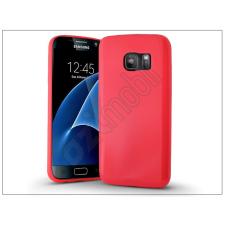 Haffner Samsung G930F Galaxy S7 szilikon hátlap - Jelly Bright 0,3 mm - pink tok és táska