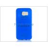 Haffner Samsung G930F Galaxy S7 szilikon hátlap - Ultra Slim 0,3 mm - kék