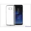 Haffner Samsung G950F Galaxy S8 szilikon hátlap - Jelly Electro - ezüst