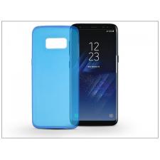 Haffner Samsung G950F Galaxy S8 szilikon hátlap - Ultra Slim 0,3 mm - kék tok és táska
