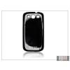 Haffner Samsung i9300 Galaxy S III hátlap - Hard Case - fekete