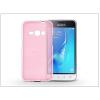 Haffner Samsung J120F Galaxy J1 (2016) szilikon hátlap - Flexmat 0,3 mm - pink