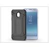 Haffner Samsung J330F Galaxy J3 (2017) ütésálló hátlap - Armor - fekete