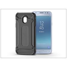Haffner Samsung J330F Galaxy J3 (2017) ütésálló hátlap - Armor - fekete tok és táska