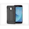 Haffner Samsung J530F Galaxy J5 (2017) ütésálló hátlap - Armor - fekete
