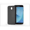 Haffner Samsung J730F Galaxy J7 (2017) szilikon hátlap - Jelly Flash Mat - fekete