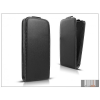 Haffner Slim Flexi Flip bőrtok - Alcatel One Touch Pop C9 (7047D) - fekete