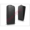 Haffner Slim Flexi Flip bőrtok - HTC Desire 320 - fekete