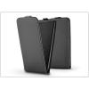 Haffner Slim Flexi Flip bőrtok - Huawei P10 - fekete