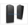 Haffner Slim Flexi Flip bőrtok - LG G5 H850 - fekete