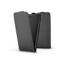 Haffner Slim Flexi Flip bőrtok - Xiaomi Redmi Note 10/Note 10S - fekete tok és táska