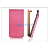 Haffner Slim Flip bőrtok - Apple iPhone 6 - pink