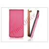 Haffner Slim Flip bőrtok - Huawei Ascend G510 - pink