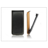 Haffner Slim Flip bőrtok - LG L60 X145 - fekete