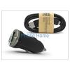 Haffner Univerzális USB szivargyújtó töltő adapter + micro USB adatkábel - 5V/1A - fekete