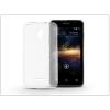 Haffner Vodafone Smart 4 Turbo szilikon hátlap - Ultra Slim 0,3 mm - transparent