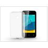 Haffner Vodafone Smart First 7 szilikon hátlap - Ultra Slim 0,3 mm - transparent