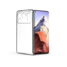Haffner Xiaomi Mi 11 Ultra szilikon hátlap - Soft Clear - transparent tok és táska