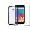 Haffner Xiaomi Mi A1 szilikon hátlap - Jelly Electro - fekete