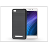 Haffner Xiaomi Redmi 4A szilikon hátlap - Carbon - fekete