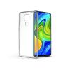 Haffner Xiaomi Redmi Note 9 szilikon hátlap - Soft Clear - transparent