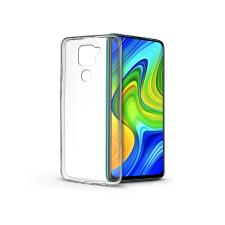 Haffner Xiaomi Redmi Note 9 szilikon hátlap - Soft Clear - transparent mobiltelefon, tablet alkatrész