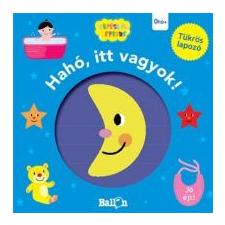 Hahó, itt vagyok! - Jó éjt! gyermek- és ifjúsági könyv