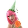 Hair Club Cleopatra Party paróka, UV pink